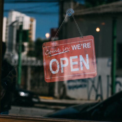 small business with loan