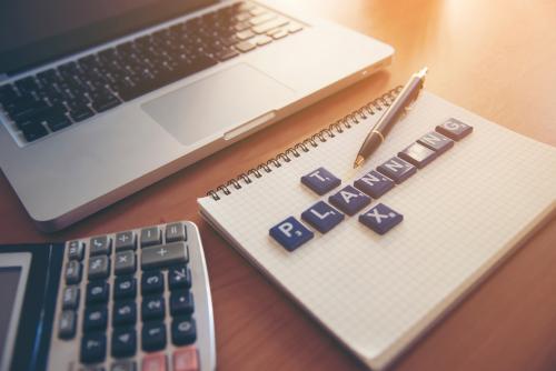 tax planning prep